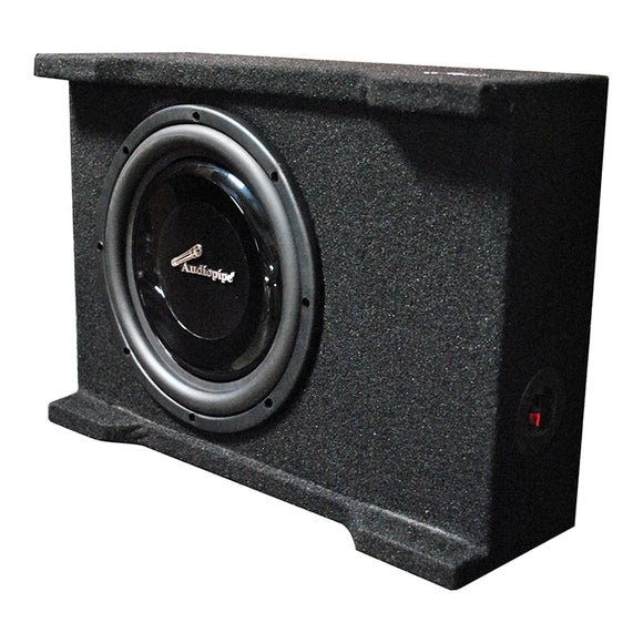 Audiopipe APSB10BDF Single 10