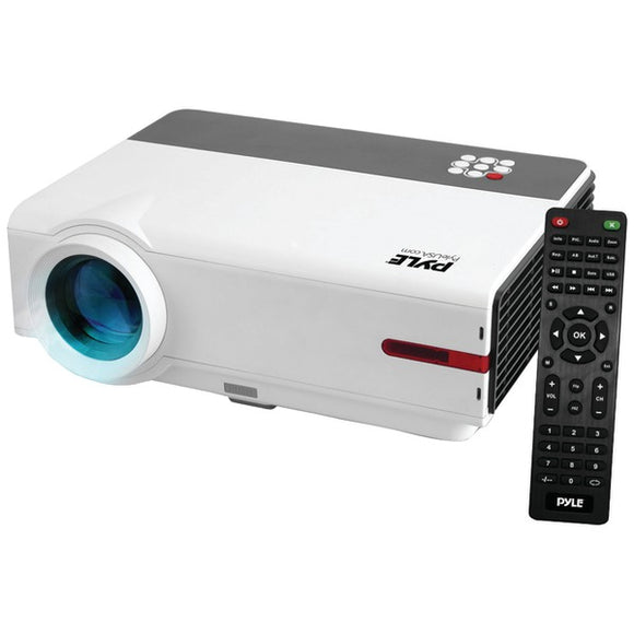 Pyle PRJLE83 1080p HD Home Theater Projector