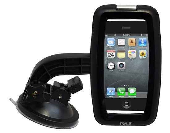 Pyle PSIC55 Suction Cup Mount Waterproof for Portable Devices