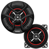 "Soundstorm CG443 Charge 4"" 3 Way 200 Watts"
