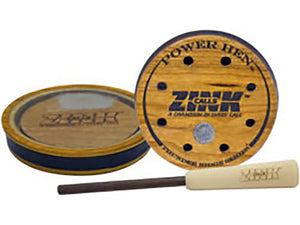 ZINK Wicked Series Cherry Crystal Turkey Call