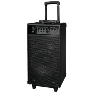 Pyle PWMA1080IBT 800-Watt Portable Bluetooth PA Speaker System