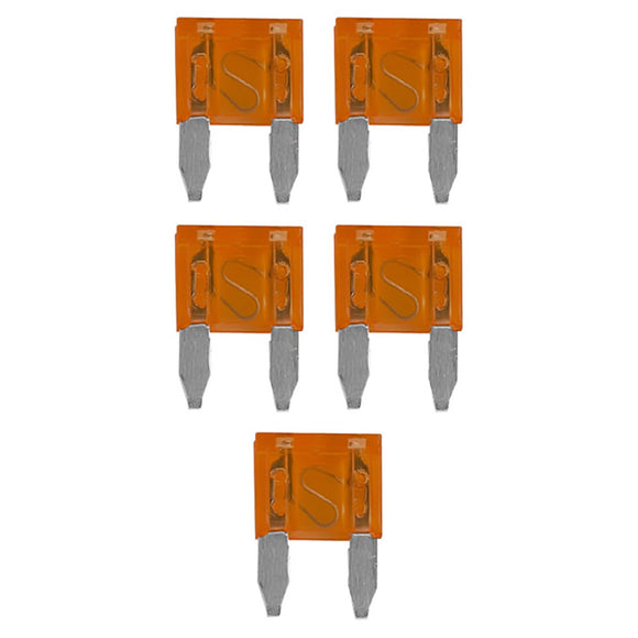 Audiopipe AST75A Mini Blade Fuse 25 Pack