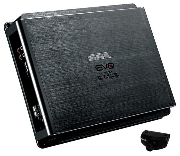 Sound Storm EVO30001 3000 Watt Monoblock Car Amplifier