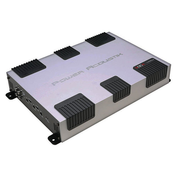 Power Acoustik EG21400 1400 Watt 2 Channel Car Amplifier