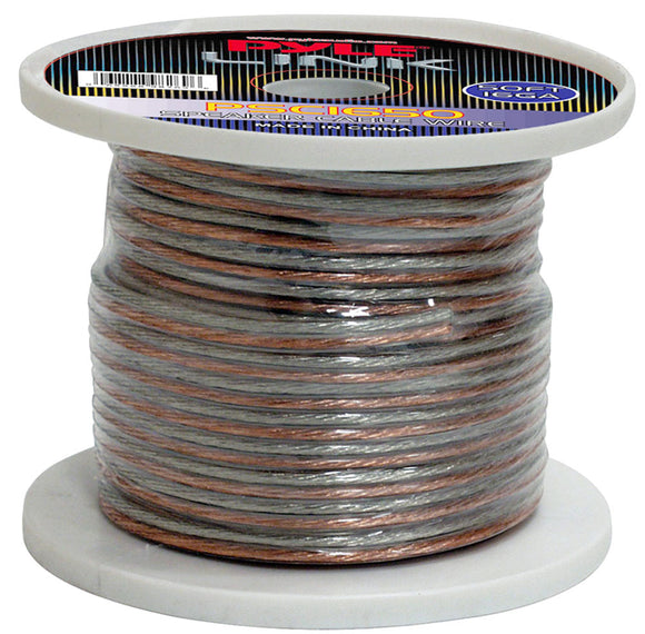 Pyle PSC1650 16 Gauge 50 ft. Spool of High Quality Speaker Wire