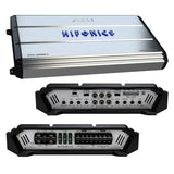 Hifonics ZXX-2000.4 2000W Peak Zeus Series Class-A/B 4-Channel 2-Ohm Stable Amplifier