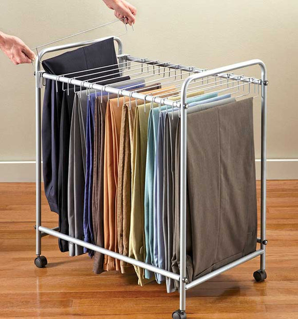 Storage Dynamics Rolling Pants Trolley RET3616