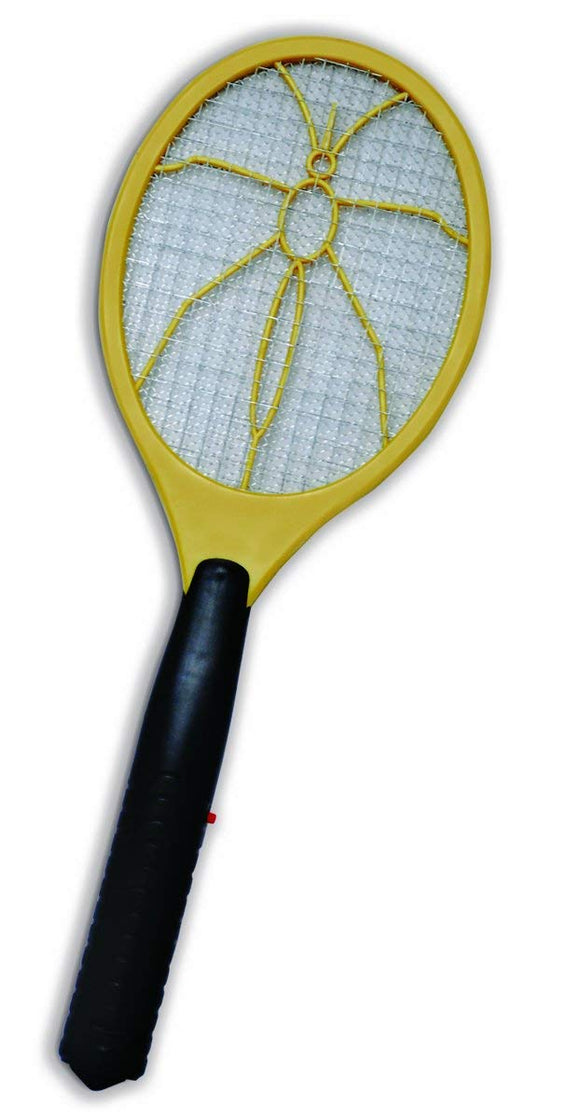 IdeaWorks Garden Creations JB5285 Electronic Bug Zapper Racket