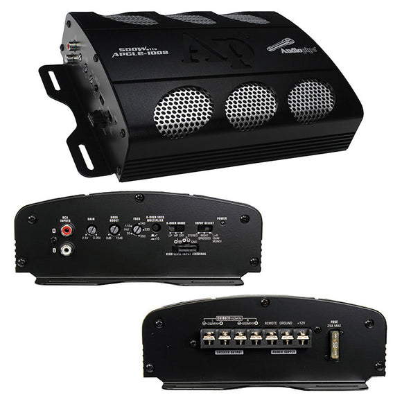 Audiopipe APCLE1002 500 watt 2 channel Amplifier