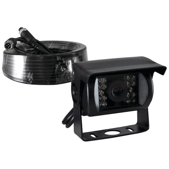 Pyle PLCMTR5 Commercial Weatherproof Backup Safety Driving Camera w/ Night Vision
