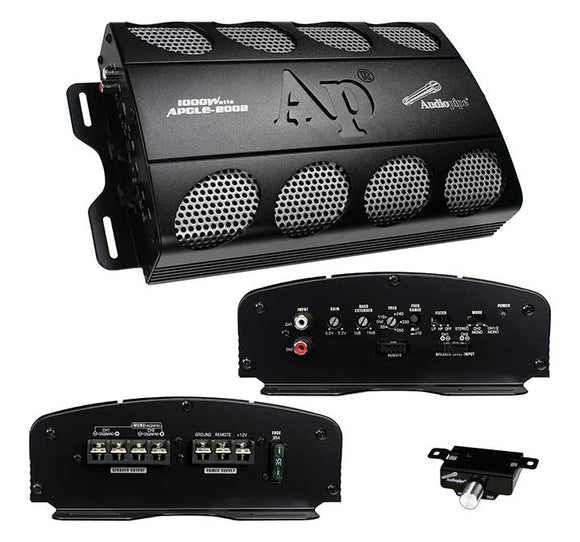 Audiopipe APCLE2002 1000 watt 2 channel Amplifier