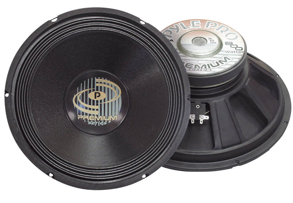 Pyle 15 Inch 8OHM Woofer