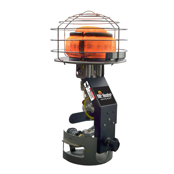 Mr Heater F242540 540 degree Heater 30000 - 45000 BTU Liquid Propane Tank Top heater