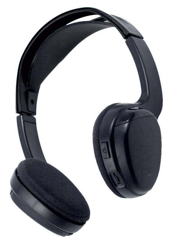 Power Acoustik WLHP200 (Farenheit)  Single 2CH IR Headphone