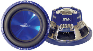 "Pyle PLBW84 Subwoofer 8"" Blue Wave 600 Watt DVC 60oz Magnet"