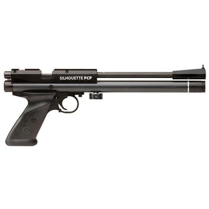 Crosman 1701P 1701P Silhouette (Black) Pneumatic Powered Bolt-Action Multi-Shot 10m
