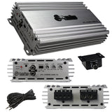 American Bass VFL26801D Mono Channel 2700 Watts Car Amplifier
