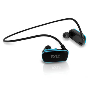 Pyle PSWP6BK Waterproof MP3 Player w/ Headphones