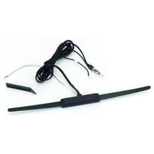 Metra 44UA200 Amplified Universal AM/FM Car Window Antenna