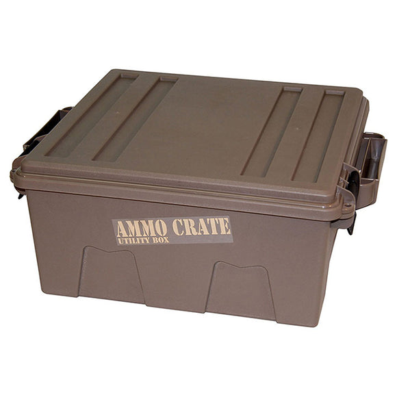 MTM ACR872 Ammo Crate Utility Box   1370 Dark Earth