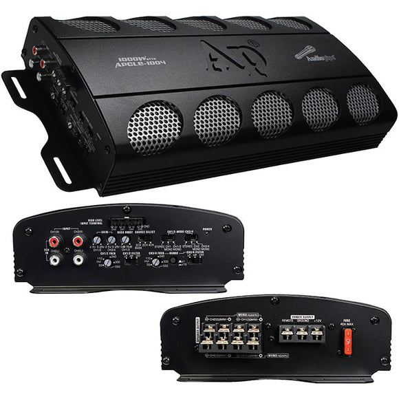 Audiopipe APCLE1004 1000 watt 4 channel Amplifier