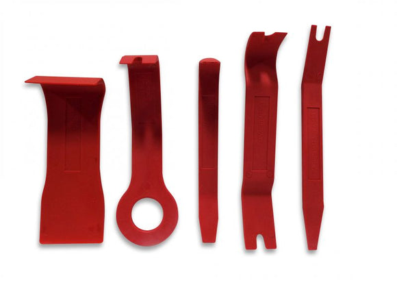 Astro 4505 5Piece Fastener and Molding Remover Set