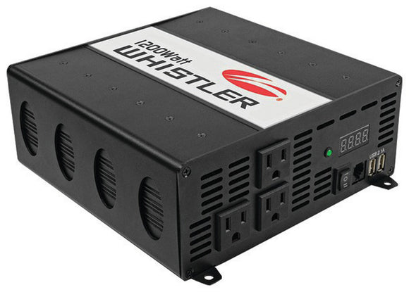 Whistler XP1200I 1200 watt Power Inverter