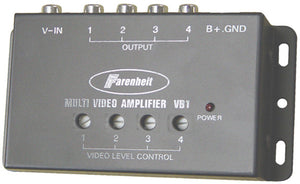 Farenheit VB1 VIDEO AMPLIFIER 1 INPUT/4 OUTPUTS