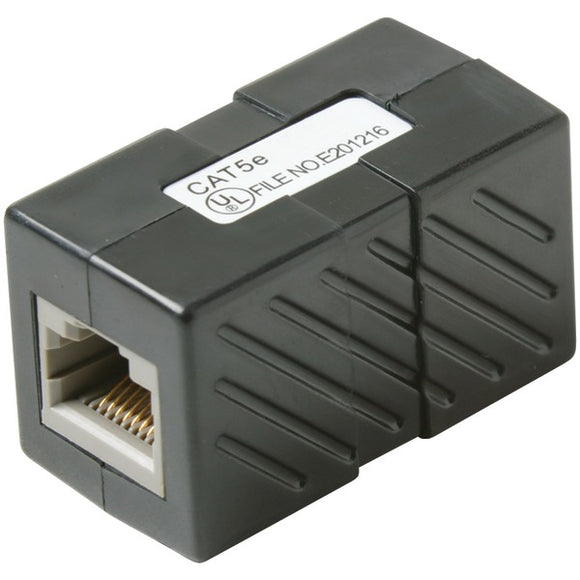 Steren 310-039BK CAT-5E Coupler (Black)