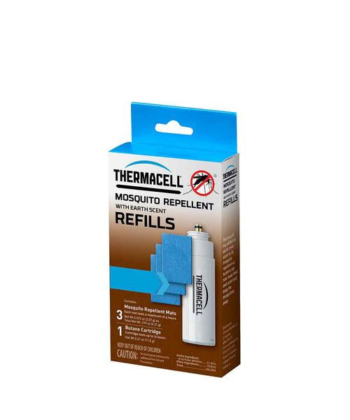 Thermacell E1 Earth Scent Mosquito Repellent Refills 12 Hours