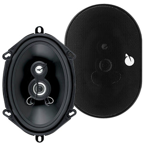 "Planet Audio TRQ573 5"" x 7"" Torque Series 3 Way 300 Watts Speakers"