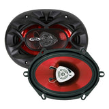 "Boss Audio CH5720 5""x7"" 2 Way 225 Watt Car Speaker pair"