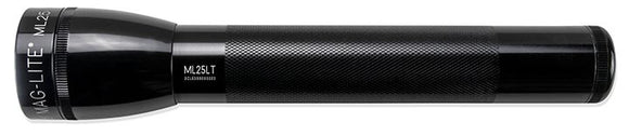 MAGLITE ML25IT3016 ML25LT LED 3 C-Cell Flashlight BLACK