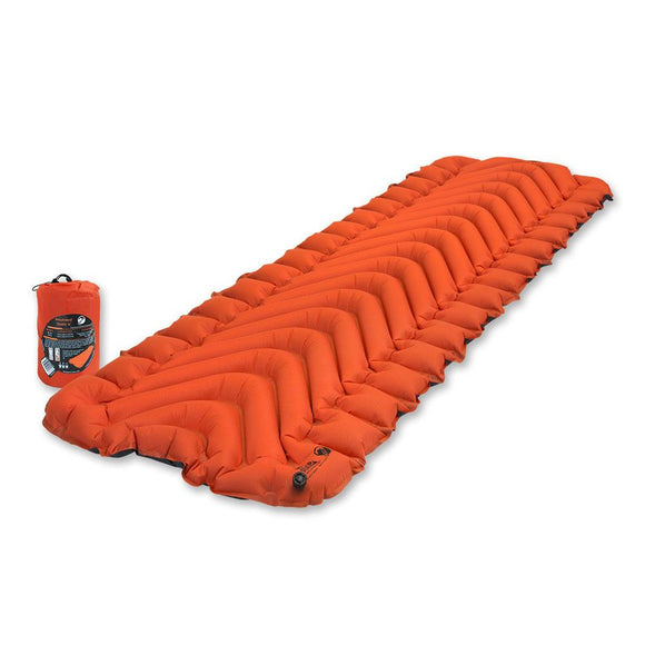 Klymit 06IVOR01C Insulated Static V Orange