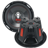BOSS AUDIO P156DVC  Phantom 15 inch Dual Voice Coil (4 Ohm) 2500-watt Subwoofer