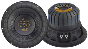"Lanzar MAX12D 12"" 1000 Watt High Output DVC Car Subwoofer"