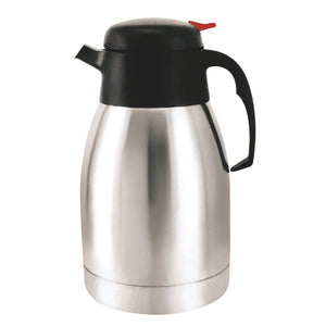 Brentwood Appl. CTS-2000 Vacuum-Insulated Stainless Steel Coffee Carafe (68oz)