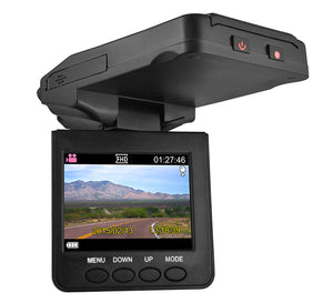 "Blaupunkt BPDV122 2.5"" HD Dashcam"