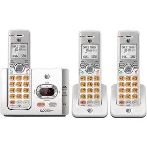 AT&T EL52315 Cordless Answering System with Caller ID 3 handsets