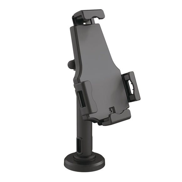 Pyle PSPADLK8 iPad Tablet Stand for  Display with Swivel, Rotation and Tilt Adjustable & Included Wall Mount