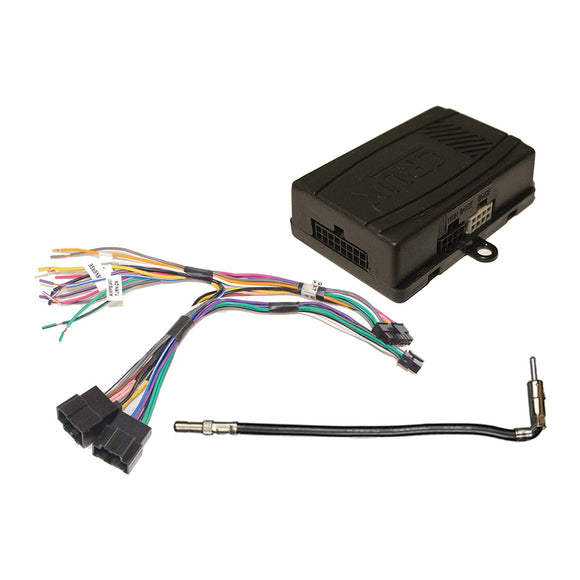 Crux SOCGM18L Radio Replacement Interface For General Motors Lan V2 (Lin) 29 Bit