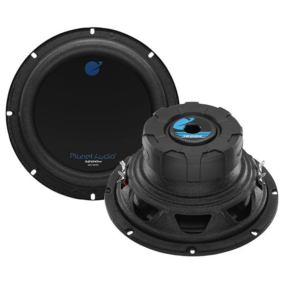 Planet Audio AC8D 8