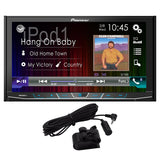 "Pioneer MVH300EX Digital Multimedia Video Receiver 7"" with Bluetooth"