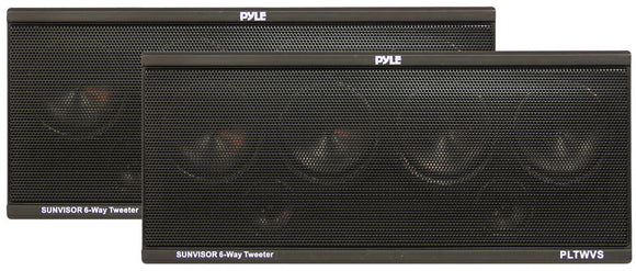 Pyle PLTWVS Visor Mountable 200 Watt Speaker