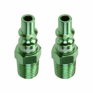 Colorconnex A71440B2PK Plug 2-Pack (Green)