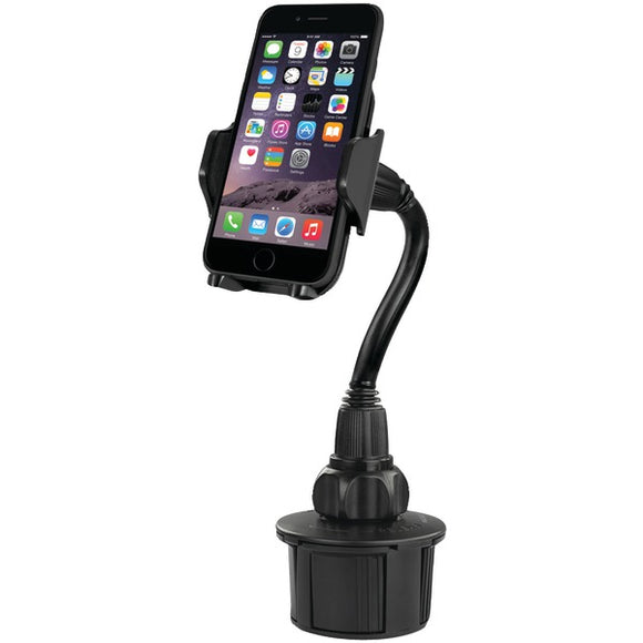 Macally MCUPXL Extra-Long Adjustable Cup Holder Mount