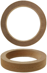"Nippon RING5.25R 5.25"" MDF Speaker Ring pair"
