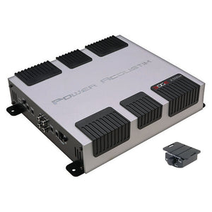 Power Acoustik EG12500D 2500 Watt Monoblock Car Amplifier