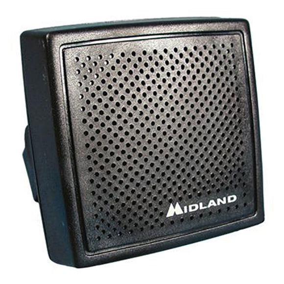 Midland 21406 Deluxe CB Amateur Marine Extension Speaker